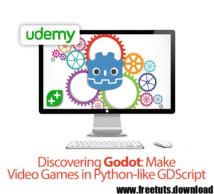 Discovering Godot: Make Video Games in Python-like GDScript Free