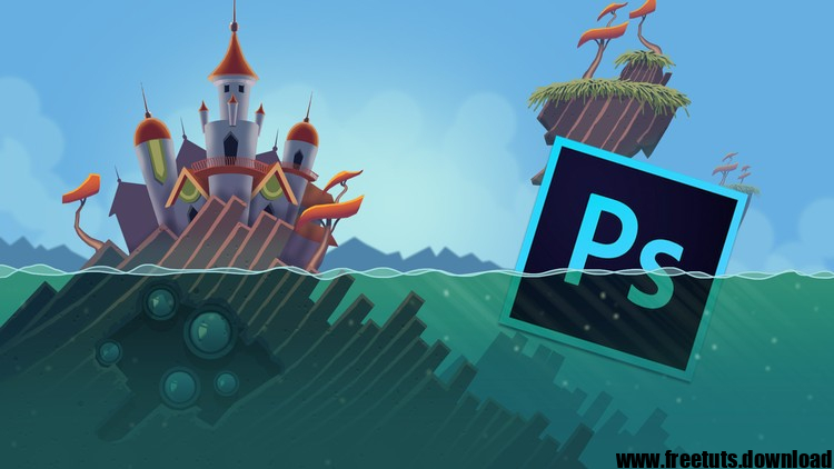 Learn Professional 2D Game Graphic Design in Photoshop, FreeTuts Download