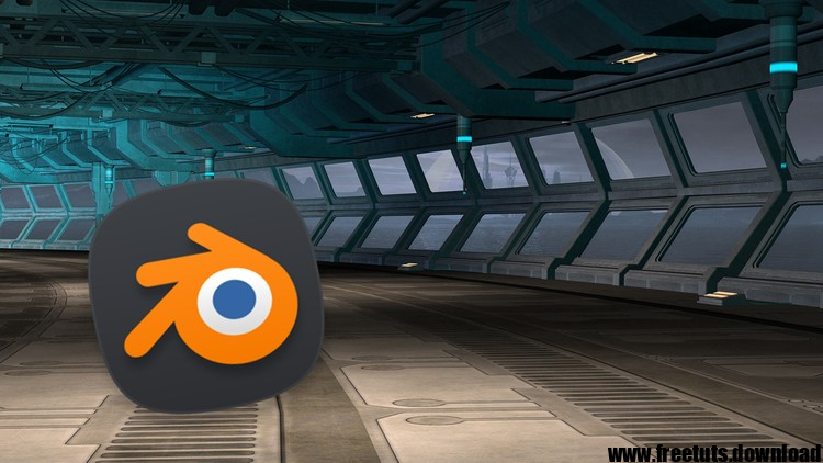 Blender: Complete Guide. Learn 3D game asset with Blender, FreeTuts Download