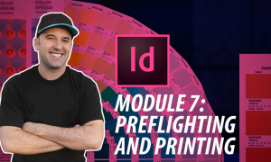 Adobe InDesign – Advanced Preflighting and Printing (Complete Guide to Master InDesign, Module 7), FreeTuts Download