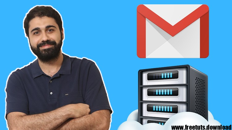 Build Your Own SMTP Email Server and Send Unlimited Emails!, FreeTuts Download
