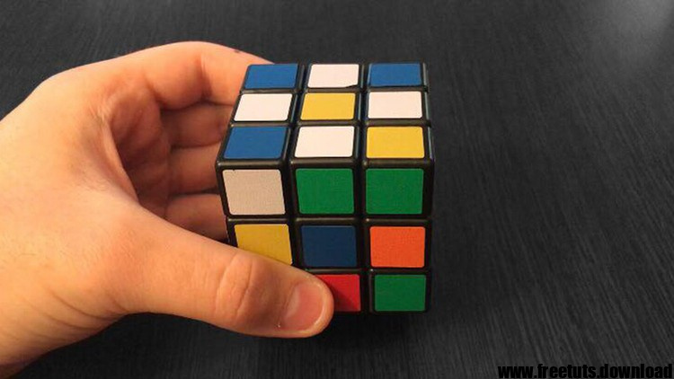 Solve Rubik's Cube in 2 minutes, FreeTuts Download