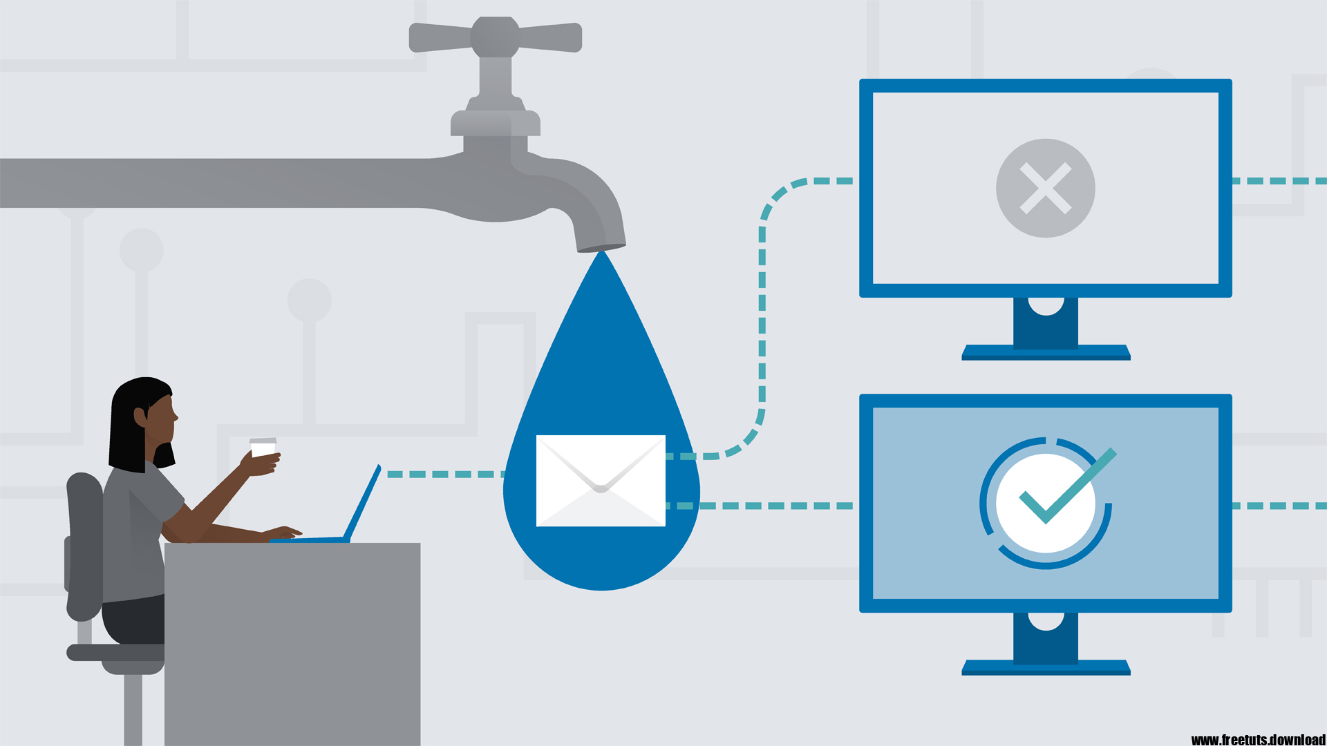 Email Marketing: Drip Campaigns, FreeTuts Download