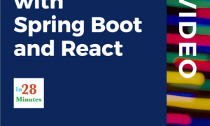 Go Full Stack with Spring Boot and React, FreeTuts Download