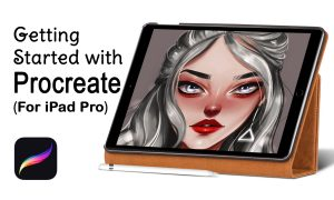 Getting Started with Procreate (For iPad Pro), FreeTuts Download