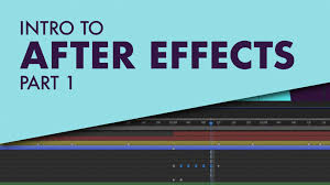 Introduction To Animating In After Effects, FreeTuts Download