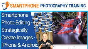 Smartphone Photo Editing- Strategically Create WOW Images – iPhone Android, FreeTuts Download
