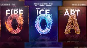 Create an Elemental Poster with Field Force in C4D & Photoshop, FreeTuts Download