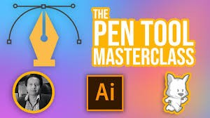 The Pen Tool Masterclass – Learn to use Adobe Illustrator's Pen Tool to make awesome vector graphics, FreeTuts Download