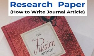How to Write a Scientific Paper for High Ranked Journals, FreeTuts Download