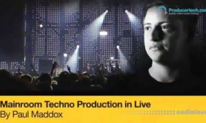 Producertech – Mainroom Techno Production in Live, FreeTuts Download