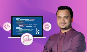 Sass – Complete Sass Course (CSS Preprocessor) With Projects, FreeTuts Download