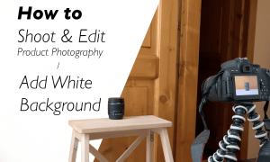 Product Photography To Increase Sales – Shoot,Edit & Add White Background, FreeTuts Download