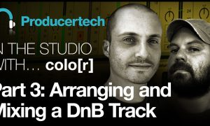 Drum and Bass Groove, Part 3 – Arranging and Mixing a DnB track, FreeTuts Download