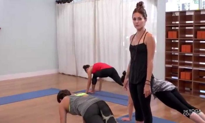 The Collective Yoga – Heart Opening, FreeTuts Download