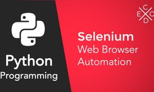 Browser Automation with Python and Selenium [Video], FreeTuts Download