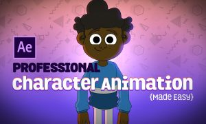 Professional Character Animation, FreeTuts Download