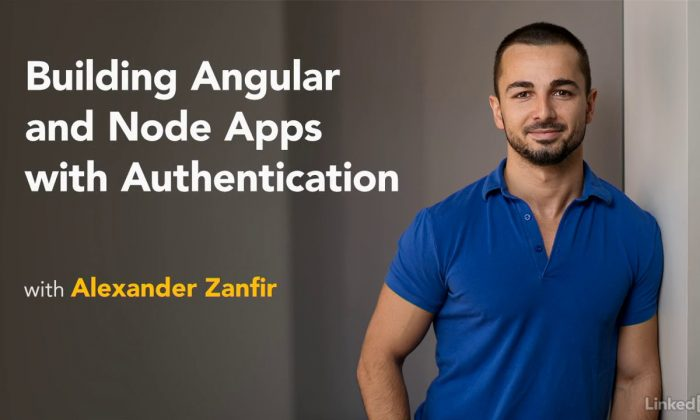 Building Angular and Node Apps with Authentication, FreeTuts Download