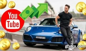 10,000 USD – Month on Youtube without Marketing and Filming, FreeTuts Download