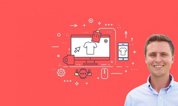 Teespring complete course without paid ads, FreeTuts Download