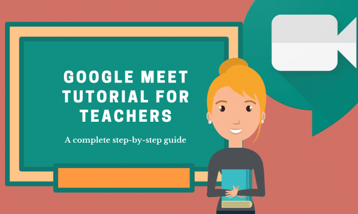 Google Meet and Google Classroom Guide for Online Teaching, FreeTuts Download