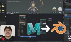 Learning Blender for Maya Artists  Making the Jump, FreeTuts Download